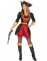 Barock Piratdragt Kvinder