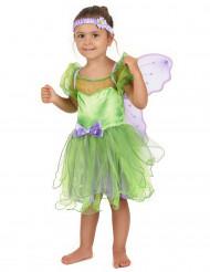 Kostume grøn fe til piger