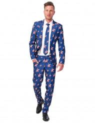 Jakkesæt Suitmeister USA™ jakkesæt herre