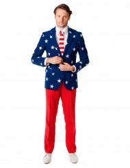 Jakkesæt Mr. USA til mænd Opposuits™