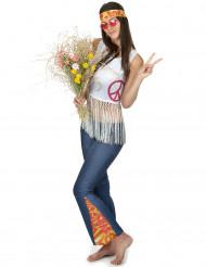 Kostume hippie til kvinder