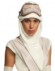 Maske med  hætte voksne Rey - Star Wars VII™