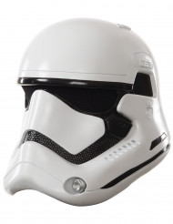 Maske voksne hjelm i 2 dele hvid StormTrooper- Star Wars VII™