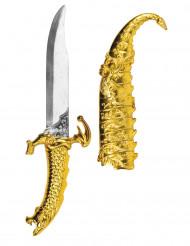 Arabisk prinse sværd 33 cm i plast