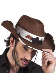 Hat cowboy vesten til voksne