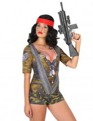 T-shirt soldat til kvinder