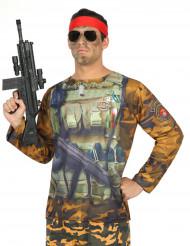 T-shirt militær mand