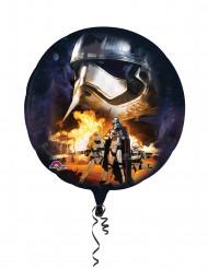 Aluminium ballon Star Wars VII™ 81 x 81 cm.