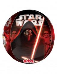 Ballon aluminium Star Wars VII™ 38 x 40 cm