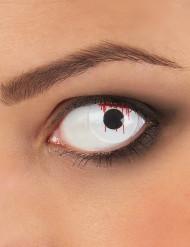 Blodige linser til voksne - Halloween linser