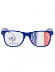 Briller blå Frankrig FFF™
