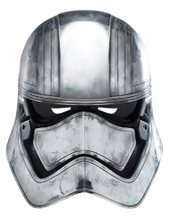 Maske i pap fladt  Kaptajn  Phasma Star Wars VII - The Force Awakens™