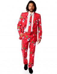 Jakkesæt Mr. Snowman Opposuits™ jul til mænd