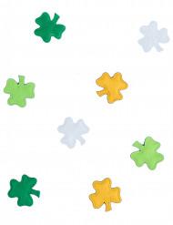 Konfetti filt St. Patrick