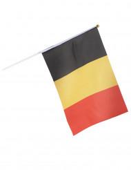 Flag support Belgien 35 x 45 cm