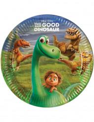 Den gode dinosaur™ paptallerkener 8 stk
