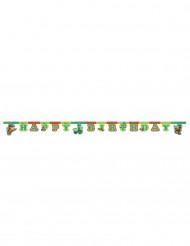 Guirlande Happy Birthday Den gode dinosaur™ 200 x 16 cm