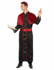 Biskopkostume mand