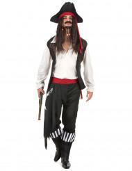 Mr. Jack - Piratudklædning til mænd