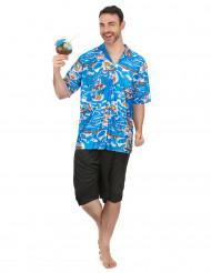 Hawaii-turist kostume mand