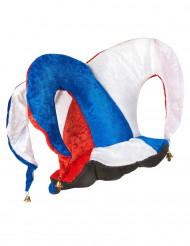 Frankrig Supporter Gøglerhat Voksen