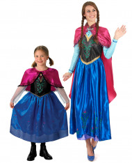 Parkostume Anna fra Frost™ mor og datter
