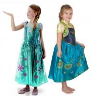 Parkostume Anna og Elsa Frost™