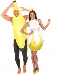 Parkostume bananer til voksne