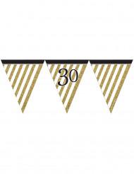 Fødselsdags guirlande 30 år