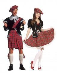 Par kostume skotter til voksne