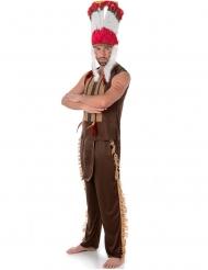 Indianerhøvding mand