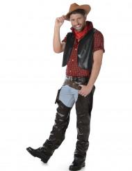 Kostume cowboy til mænd