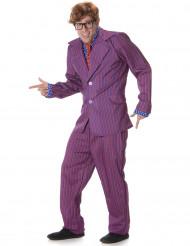 Kikset hemmelig agent kostume til mænd