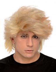 Blond kort stritparyk til voksne