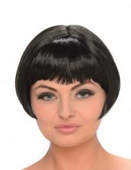 Brun Korthåret Pageparyk Kvinde