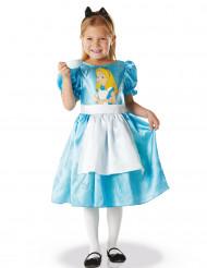 Kostume klassisk Alice i Eventyrland™ til piger