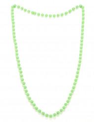 Perlekæde grøn til voksne