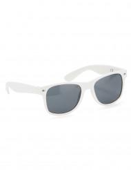 Briller blues i hvide til voksne