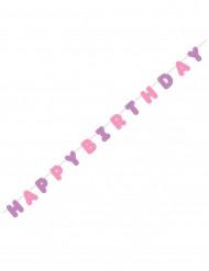 Happy Birthday guirlande