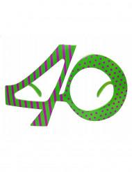 Briller 40 år