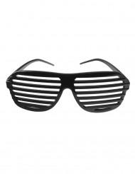 Briller stribede sorte
