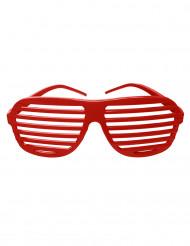 Briller stribede røde
