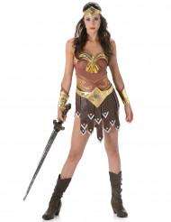 Gladiator superheltekostume til kvinder