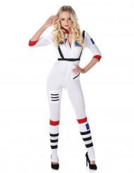 Astronautkostume Dame