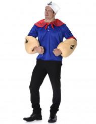 Matros med muskler Mand