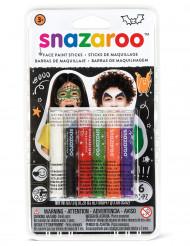 6 Sminkestifter Halloween Snazaroo™