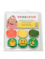 Mini-kit med sminke, fest, Snazaroo™
