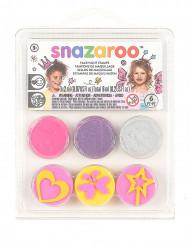 Mini-kit med sminke fe og sommerfugl Snazaroo™
