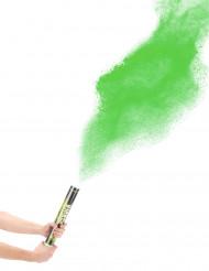 Pudder kanon grøn 40 cm