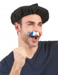 Overskæg fransk fan voksen